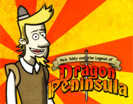 Nick Toldy and the legend of Dragon Peninsula