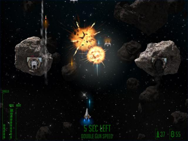 Nocran Space Game screenshot